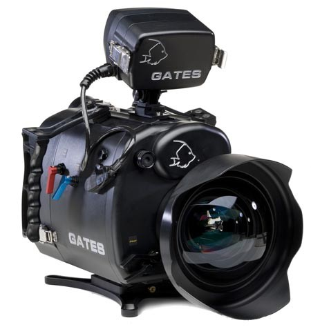 sony ex1 gates underwater housing rental